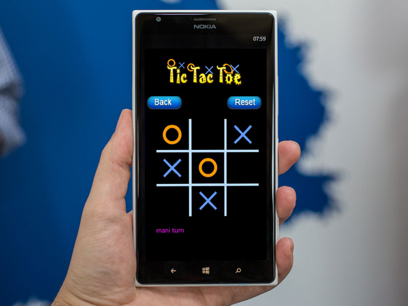 windows_Tic Tac Toy_apps image